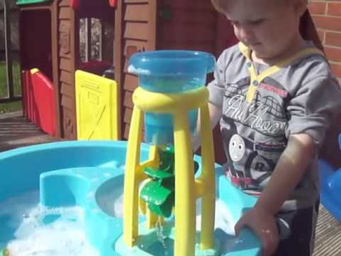 Is The Step 2 WaterWheel Activity Play Table Worth The Price?