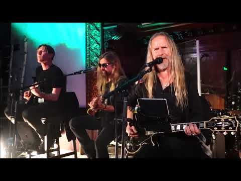 Jerry Cantrell - A Job to Do - Live at Pico Union Project Los Angeles on Night 1 12/6/19