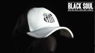 Boné New Era 3930 39Thirty aba curva times de futebol Santos - SFC Você encontra na Black Soul Brasil - www.blacksoul.com.br Compre agora mesmo esse ...