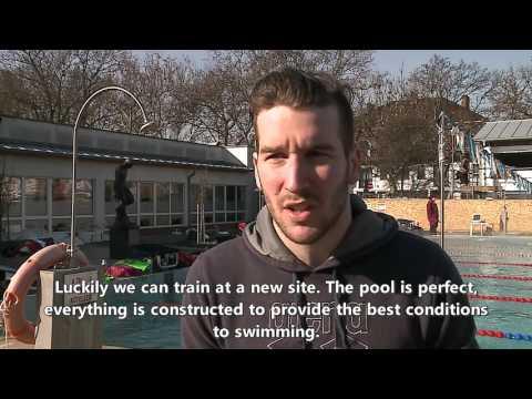 A franciák is szívesen edzenek Hódmezővásárhelyen