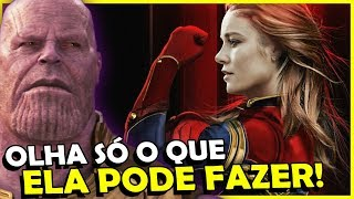 Video Motivos pro THANOS  ter MEDO da Capitã Marvel MP3, 3GP, MP4, WEBM, AVI, FLV Juli 2018