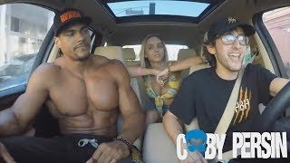 Video Body Builder Shocked By Rapping Uber Driver! MP3, 3GP, MP4, WEBM, AVI, FLV Februari 2019