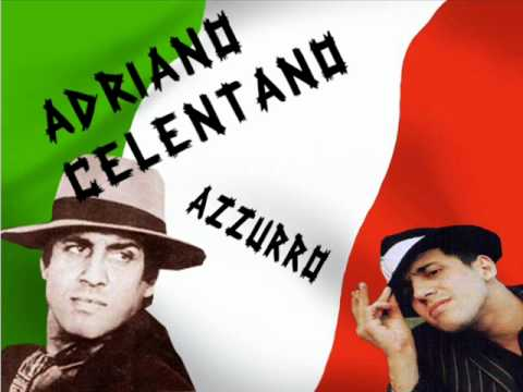 , title : 'Adriano Celentano - Azzurro [Original HQ] with lyrics'