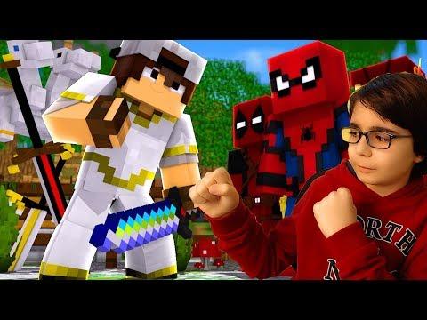 BANA HIZLI BARAN DERLER ?!?!   Minecraft: EGG WARS