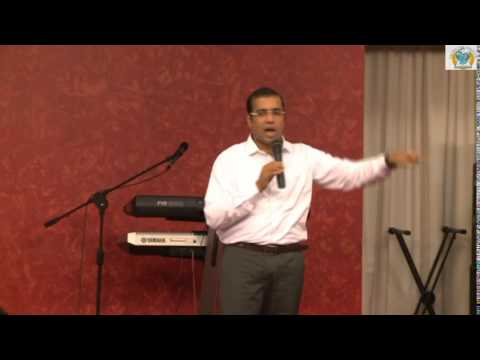 Born Again - Message by Pr. Tinu George at Bethel AG Church Bangalore