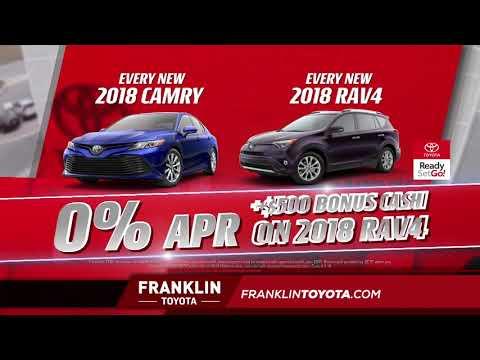 Franklin Toyota - Ready Set Go
