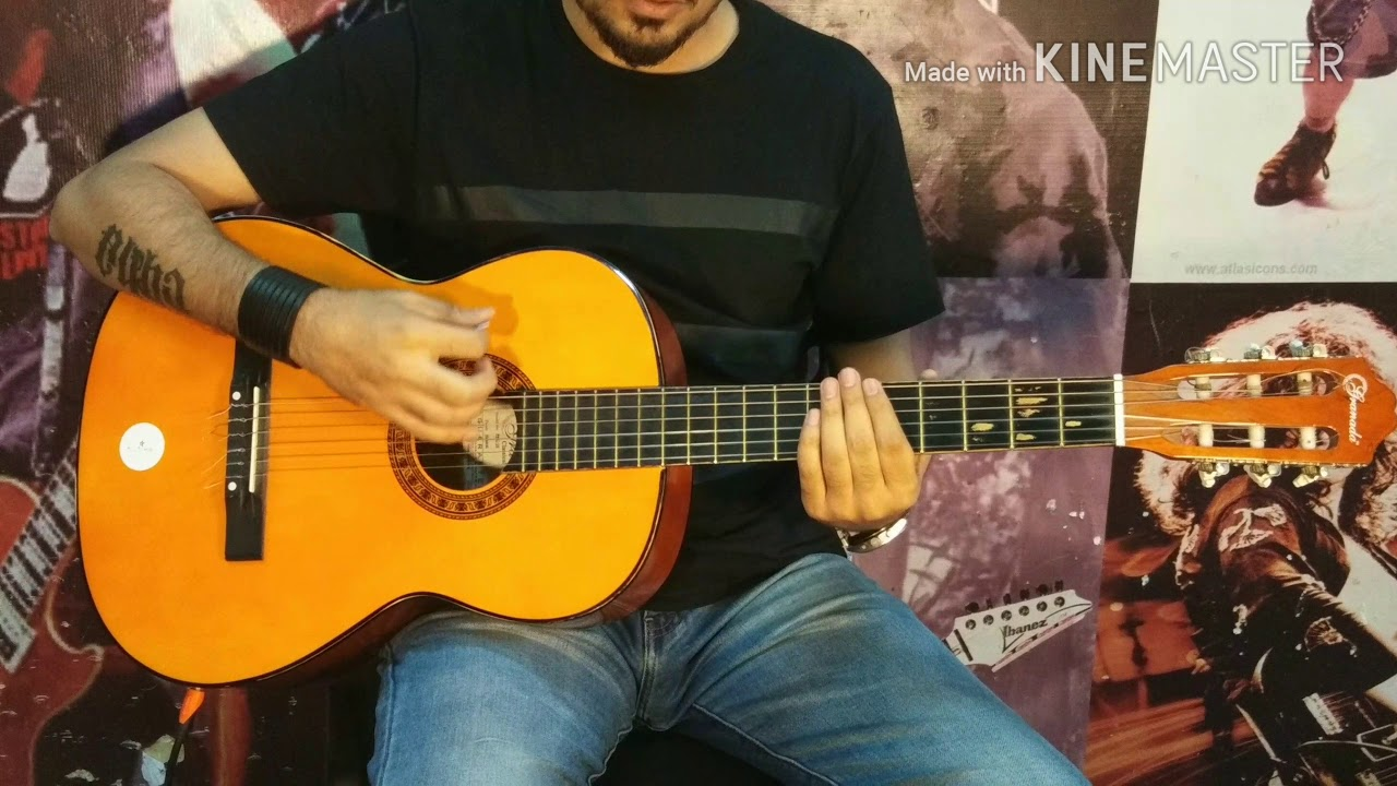 Most Powerful Guitar Strumming Exercises (Play Any Bollywood Song Using This One Technique)