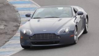 2010 Aston Martin V8 Vantage Roadster Comparison Test