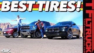 Here's How To Pick Your Next Set Of Tires For Your Car OR Truck! by The Fast Lane Truck