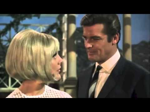 The Saint 'Vendetta For The Saint' (1969) | Meeting At The Villa (Clip 2) - Roger Moore Ian Hendry