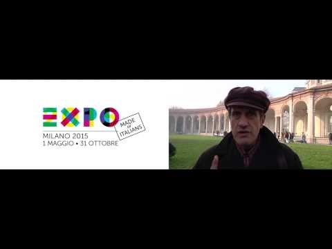 Backstage spot Expo Milano 2015 Made of Italians