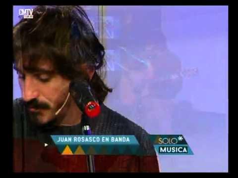 Juan Rosasco en Banda video Cuentos para coleccionar - Junio 2015