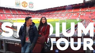 Video TRAVEL-VLOGGG #62: OLD TRAFFORD, ETIHAD, ANFIELD - Stadium Tour MP3, 3GP, MP4, WEBM, AVI, FLV Juni 2017