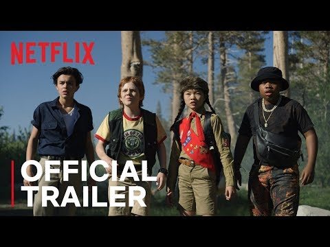 Rim of the World | Official Trailer [HD] | Netflix