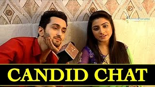Watch the on screen popular couple Neha Marda and Vibhav Roy in a candid conversation exclusively on India-Forums.
