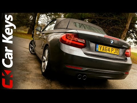 BMW 2 Series Convertible 2015 review – Car Keys