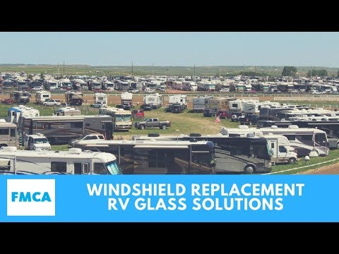 Thumbnail image for RV Glass Solutions Windshield Replacement video.