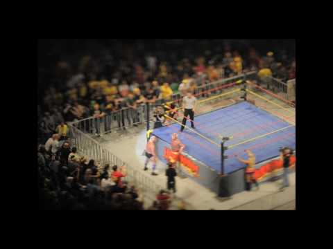 Tilt Shifted Hulkamania