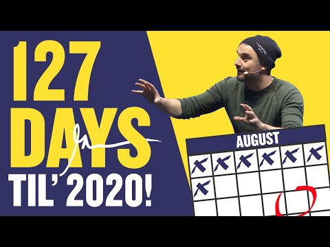 Business Strategies You Need to Start Doing the Last 127 Days of 2019 | Melbourne 2019 Keynote