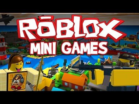 ROBLOX - MINI GAMES ★ Dumb and Dumber