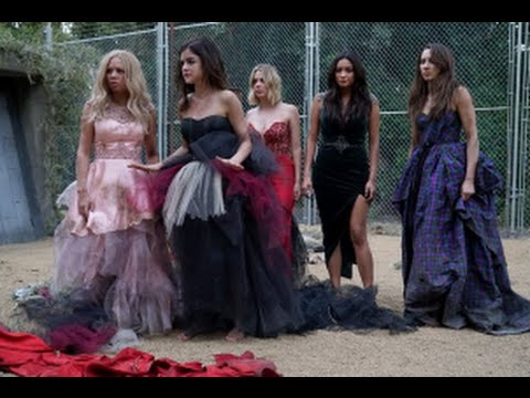 Pretty Little Liars Season 6 Episode 1 Review & After Show | AfterBuzz TV