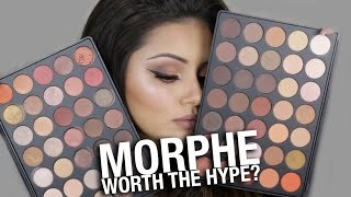 Video MORPHE 35O + 35OS... IS IT WORTH THE HYPE? 🤔 MP3, 3GP, MP4, WEBM, AVI, FLV April 2018