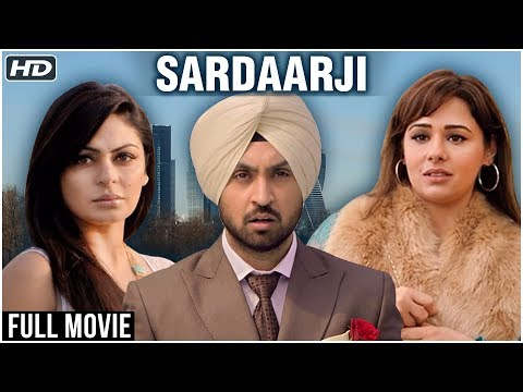 Sardaarji (2015) Full Hindi Movie HD | Diljit Dosanjh, Neeru Bajwa, Mandy Takhar, Jaswinder Bhalla