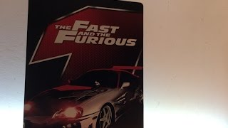 Nonton The Fast and the Furious Blu-ray Steelbook Unboxing & Review [2017] Film Subtitle Indonesia Streaming Movie Download