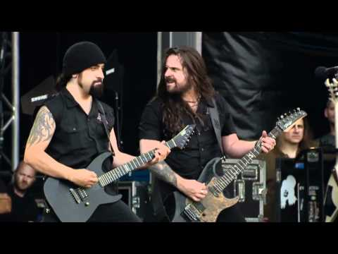 Anthrax - Live At Ullevi 2011 (Big Four Show, Full Concert) (720p HD)