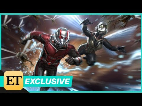 Ant-Man and the Wasp Director Says [Spoiler] Has 'More Story to Tell' (Exclusive)