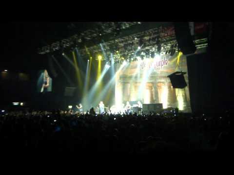 Deep Purple - Perfect Strangers - Luna Park - Argentina (15/10/2011) (видео)