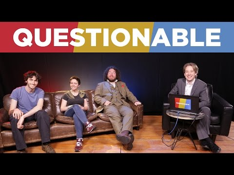 Questionable With Jay Foreman, Sarah Breese And Will Seaward