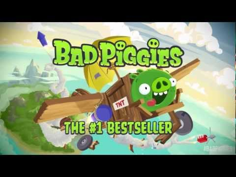 Bad Piggies - Flight in the Night Update