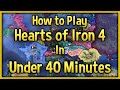 Download Lagu Hearts of Iron 4 Tutorial 2018 - How to Play HoI4 in Under 40 Minutes Guide! [No DLC] Mp3 Free
