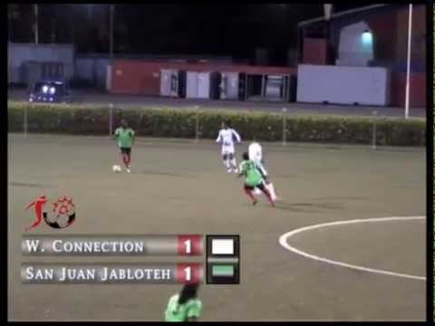 W Connection  (1-1)  San Juan Jabloteh