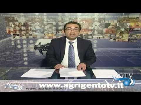 Telegiornale AgrigentoTv del 09-03-2017