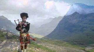 ♫ Scottish Bagpipes - Will Ye No Come Back Again ♫