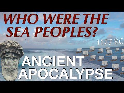 De Zeevolkeren & The Late Bronstijd ineenstorting
