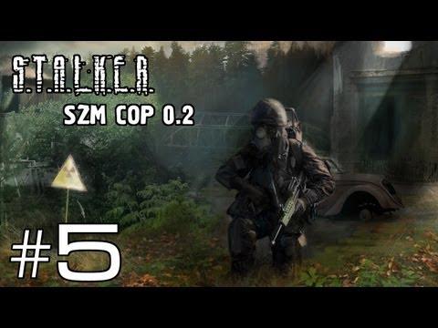 S.T.A.L.K.E.R. SZM CoP 0.2 - Часть 5 (Книга)