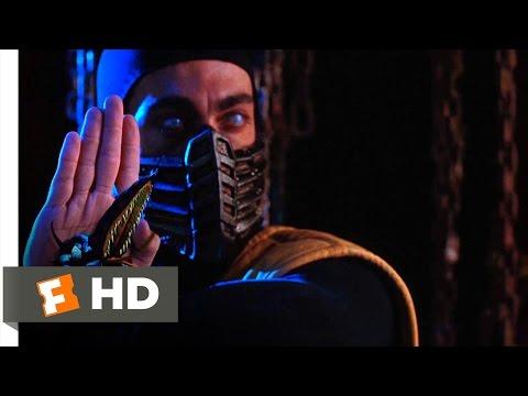 Mortal Kombat (1995) - Enter Sub-Zero and Scorpion Scene (2/10) | Movieclips
