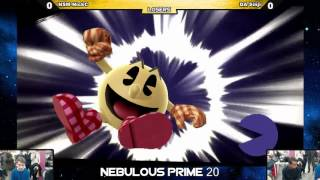 NickC v Sinji House of 3000 – @~52sec, did Pacman's water from the hydrant save him as he got smashed?