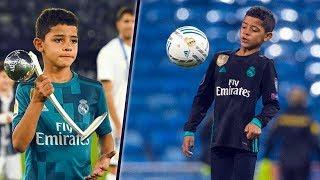Video Cristiano Ronaldo Jr ● Humillaciones, Lujos, Goles MP3, 3GP, MP4, WEBM, AVI, FLV Februari 2019