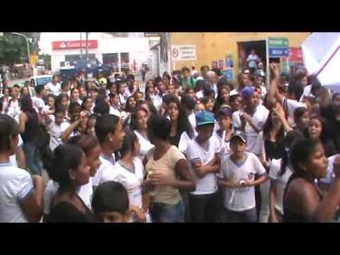PROTESTO CONTRA FECHAMENTO DO LEMAM EM MORENO  06 05 14