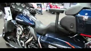 8. 2013 Harley-Davidson Touring Road Glide Ultra Custom