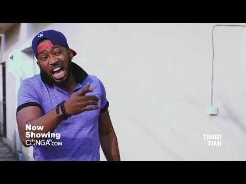 Frederick Leonard fights Belinda Effah | Timid TImi | CONGATV