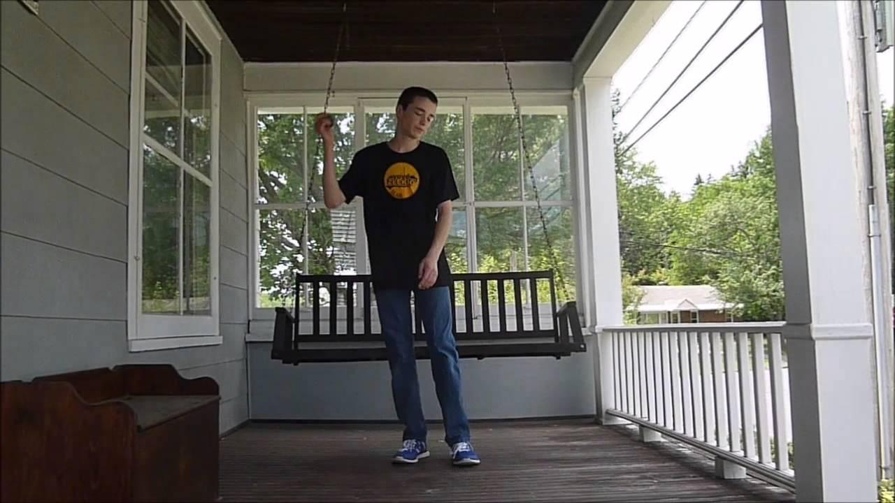 Porch Chop #yoyoskills