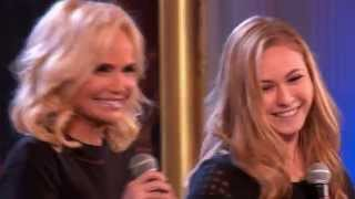 Video Kristin Chenoweth and Rachel Levy sing