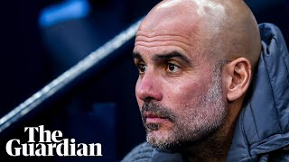 Pep Guardiola says it 'will take time' to recover from Spurs defeat