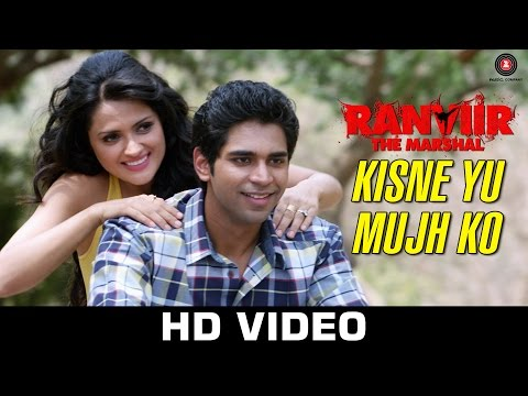Kisne Yu Mujh Ko Song Full Lyrics Video |  Ranviir The Marshal | KK | Ricky