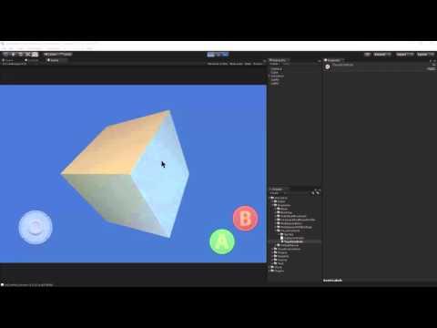 Unity - Setup InControl for Razer Forge TV